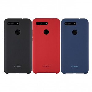Original Huawei Honor V20 Skin Touch Silicone Protective Case