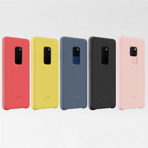 Original Huawei Mate 20 Skin Touch Silicone Protective Case