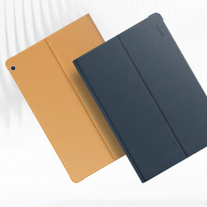 Original Huawei MediaPad M3 Lite 10.1 inch Leather Flip Cover Case
