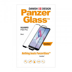 Original Huawei P20 Pro PanzerGlass Anti-Explosion Tempered Glass Screen Protector