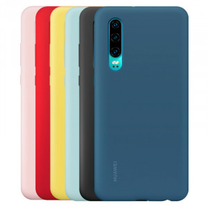 Original HUAWEI P30 Silicone Car Case