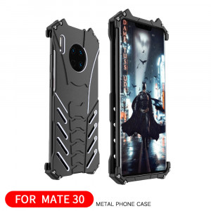 R-Just Powerful Protection Aluminum Alloy Metal Protective Case For HUAWEI Mate 30 Pro/Mate 30