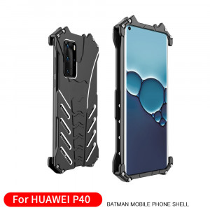 R-Just Powerful Protection Aluminum Alloy Metal Protective Case For HUAWEI P40 Pro/P40