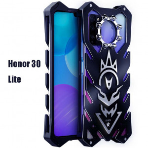 SIMON New Cool Aluminum Metal Frame Bumper Protective Case For HUAWEI Honor 30 Lite/Enjoy 20 Pro/Enjoy Z