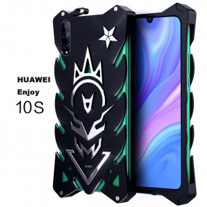 SIMON New Version Aluminum Metal Frame Bumper Protective Case For HUAWEI Honor 20 Lite/Enjoy 10S
