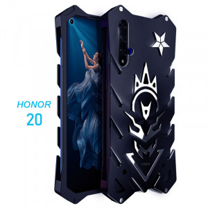 SIMON New Version Aluminum Metal Frame Bumper Protective Case For HUAWEI Honor 20 Pro/Honor 20