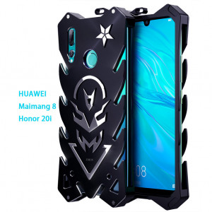 SIMON New Version Aluminum Metal Frame Bumper Protective Case For HUAWEI Honor 20i/Maimang 8