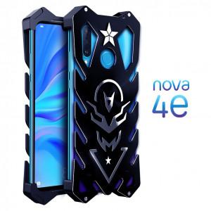 SIMON New Version Aluminum Metal Frame Bumper Protective Case For Huawei Nova 4/Nova 4e