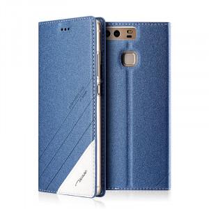 Smart Awake Sleep Leather Flip Cover Case For Huawei P9/P9 Plus