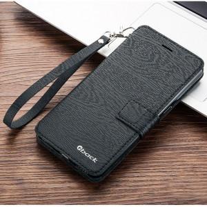 Wood Texture Wallet Style Classic Flip Leather Protective Case For Huawei Nova 3e/Nova 2s/Nova 2