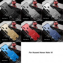 Armor Style Silicone Protective Case With Stand Function For Huawei Honor Note 10/Honor 10 Lite/Honor 10