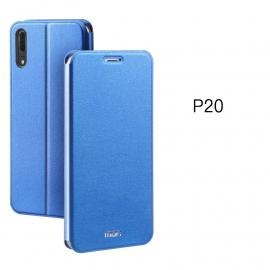 Mofi Classic Clamshell Thin Contracted PU Leather Case Flip Cover For Huawei P20 Pro/P20