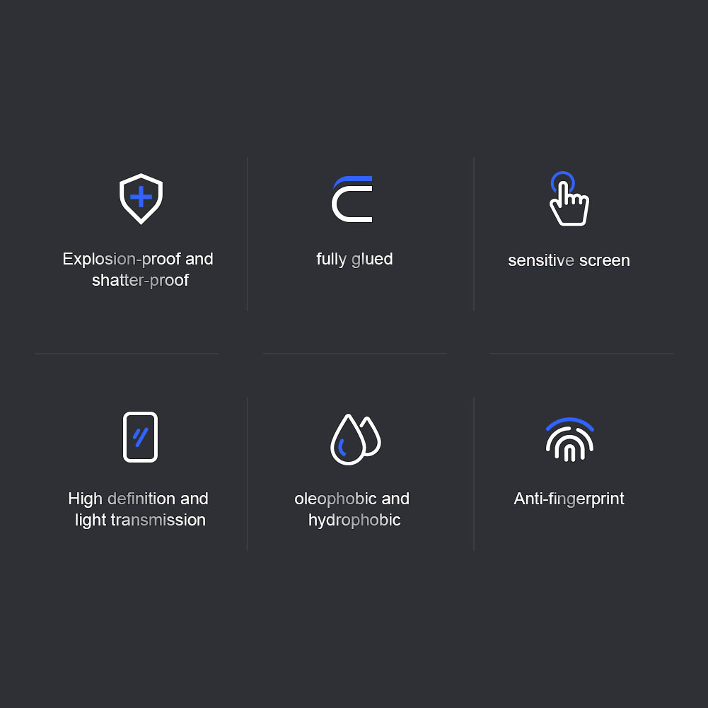 Honor 50 Pro screen protector