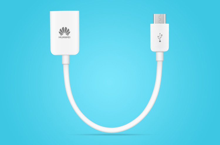 huawei otg cable