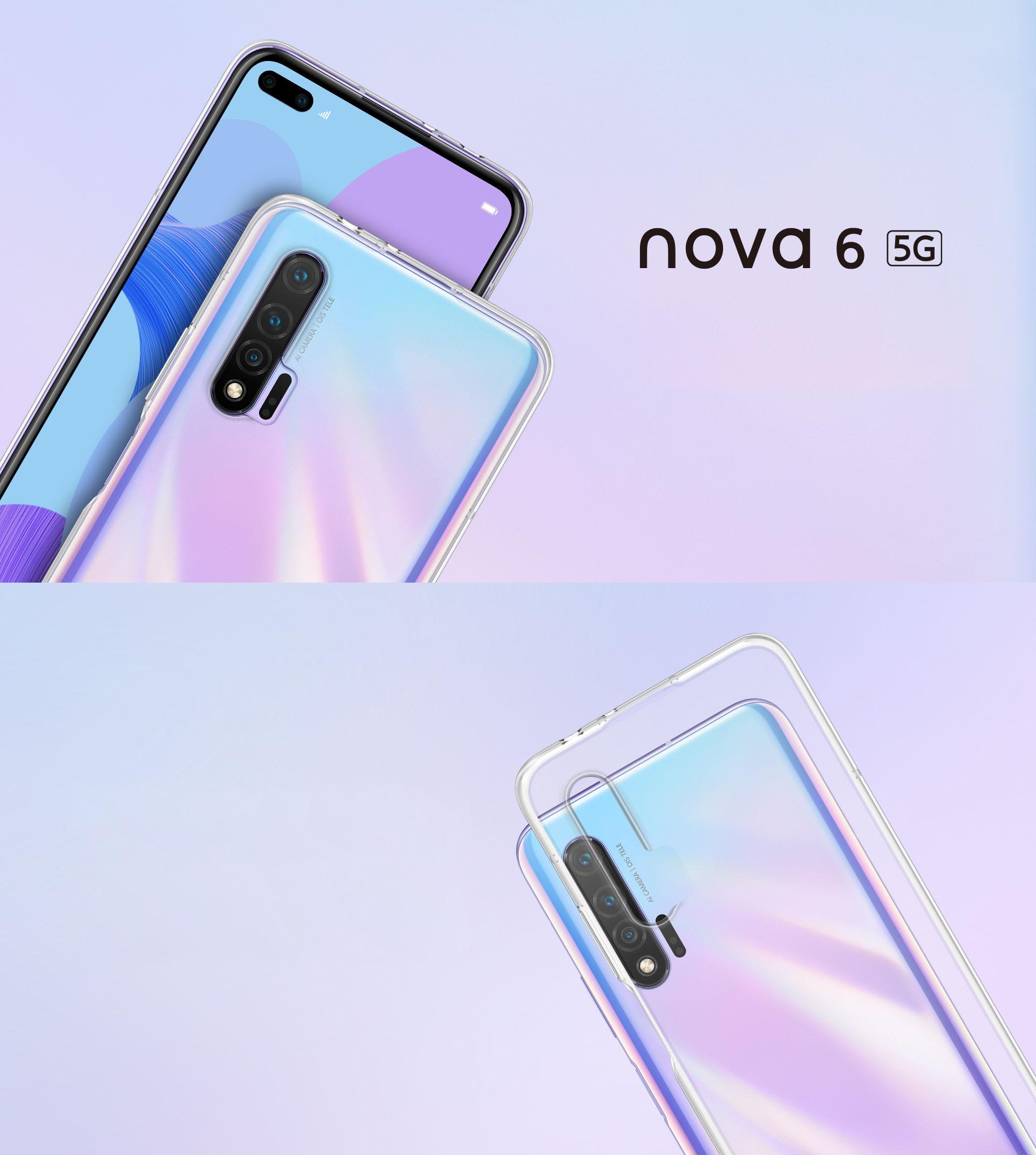 Original Huawei Nova 6 (5G) case