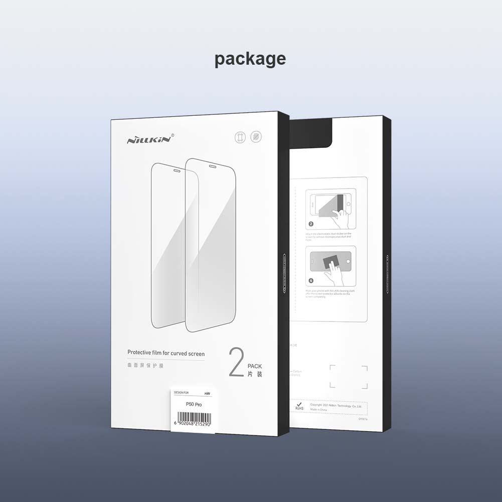 HUAWEI P50 Pro screen protector